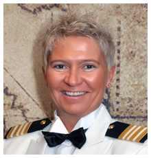 FTI-Cruises, Interview mit Romana Calvetti - Wenn die Gäste beim Abschied weinen!