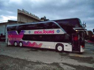Busanreise zur Kreuzfahrt nach Nizza oder Genua, kann eine sinnvolle Alternative sein!