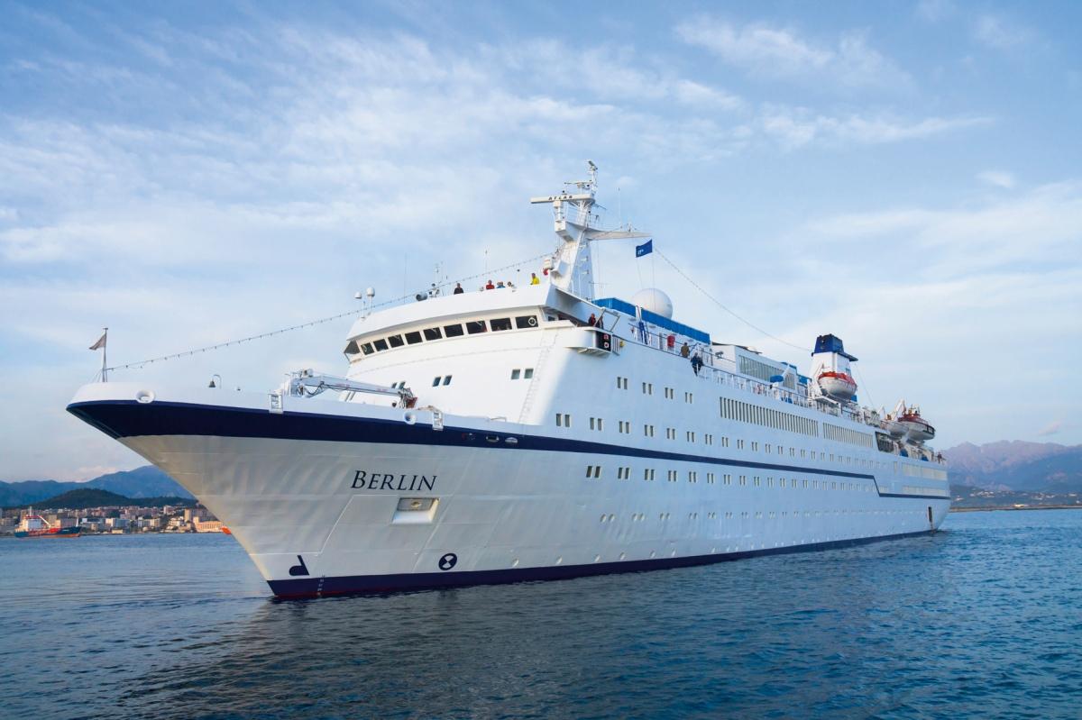 Reisebericht: Peter Stilbach berichtet über die MS Berlin!