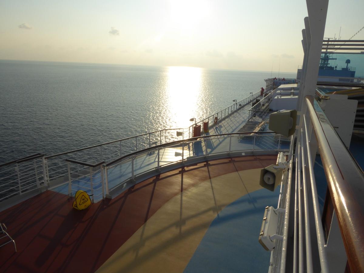 Mit dem Kreuzfahrttester unterwegs: Im Test die Costa Deliziosa, 1Teil!