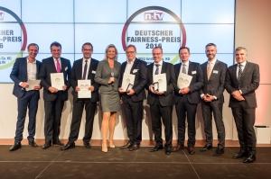 Deutscher Fairness-Preis 2016