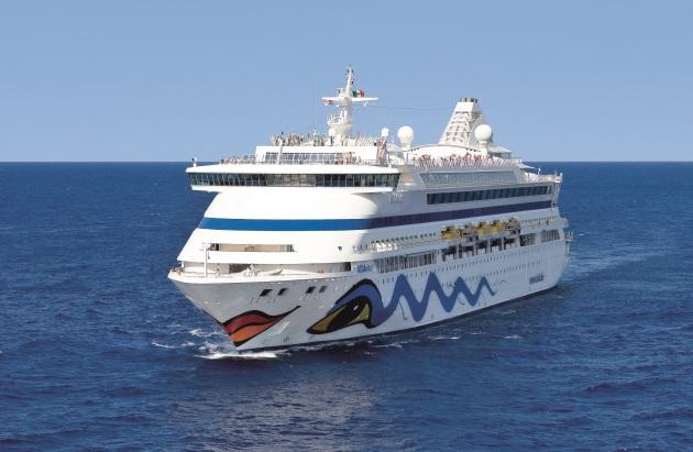 AIDAvita auf See