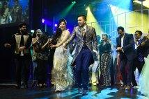 First private cruise wedding on Costa Fascinosa_Sana & Adel Sangeet