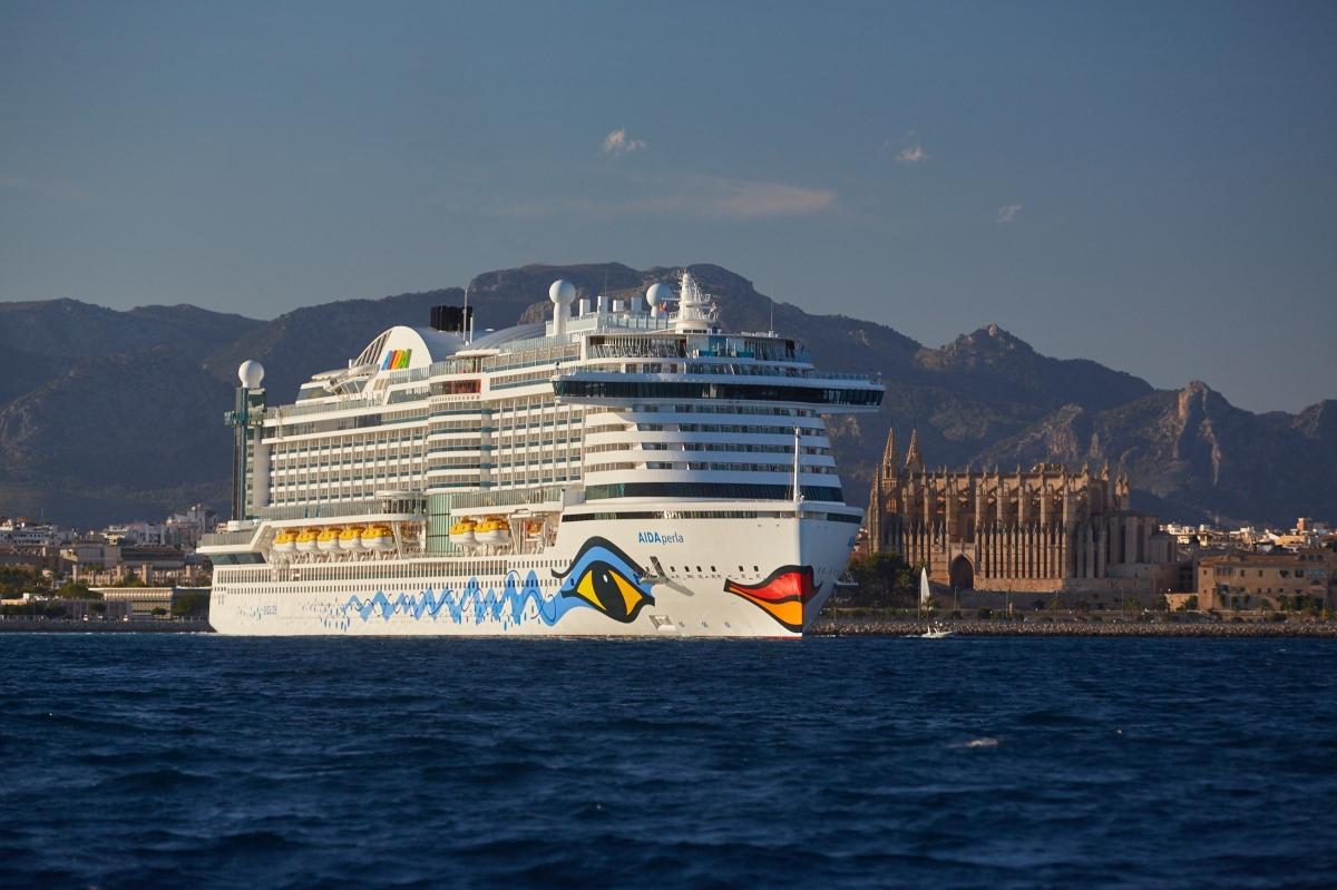 AIDA legt erste Captain's Cruise auf
