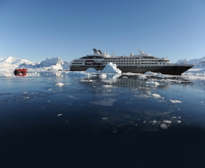 PONANT L'Austral in der Arktis (c) Ponant - Nathalie Michel