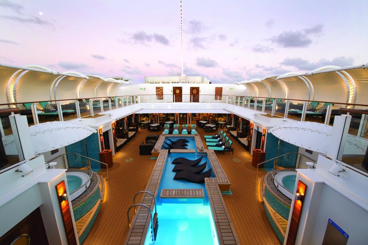 Luxus an Bord von Norwegian Cruise Line