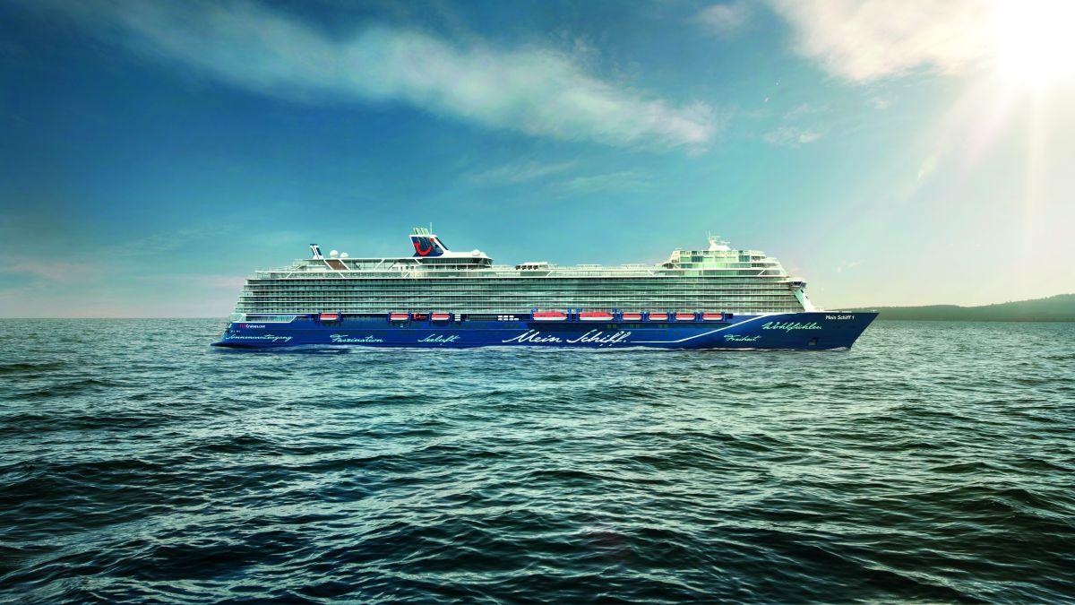 Jungfernfahrt der neuen Mein Schiff 1 ab sofort buchbar!