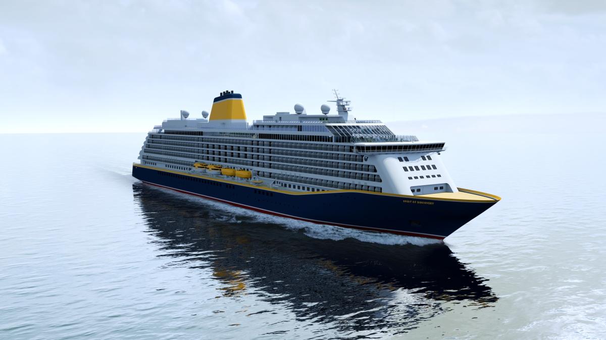 SAGA Cruises gibt Neubau bei Meyer in Auftrag - Auslieferung 2020