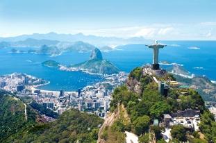 Brazil, Rio de Janeiro - Christ the Redeemer