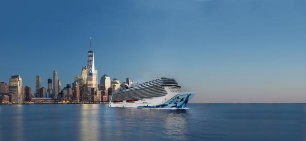 Norwegian Cruise Line Gibt Die Neuen Routen F 252 R 2019 2020